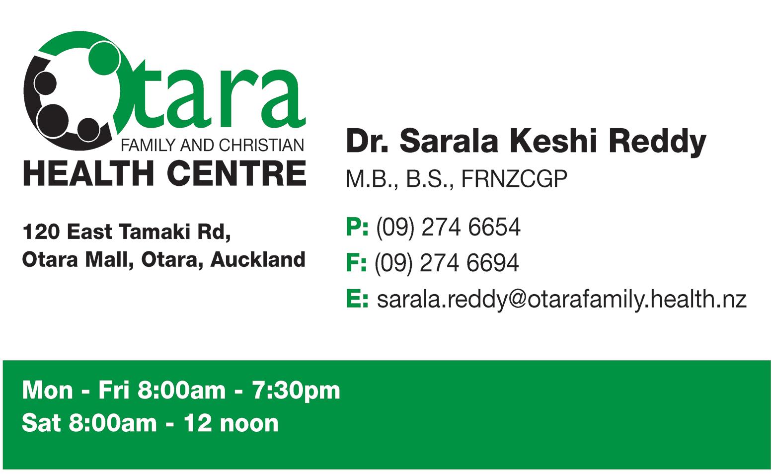 Otara Health centre