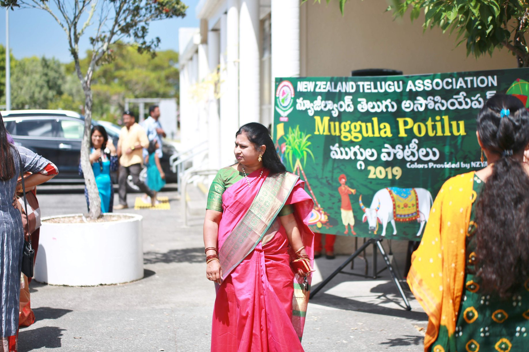 New Zealand Telugu Association
